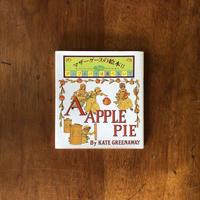 「マザーグースの絵本2 アップルパイは食べないで」ケイト・グリーナウェイ