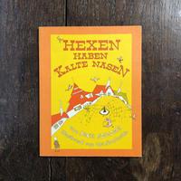 「HEXEN HABEN KALTE NASEN」Jack Sendak(ジャック・センダック) Uri Shulevitz(ユリー・シュルヴィッツ)