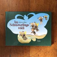 「Im Schmetterlings-reich」Sibylle von Olfers(ジビュレ・フォン・オルファース)