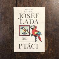 「Ladovy vesele ucebnice Ptaci」Josef Lada(ヨゼフ・ラダ)
