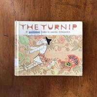 「THE TURNIP(1969年初版)」Janina Domanska(ジャニナ・ドマンスカ)