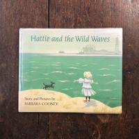 「Hattie and the Wild Waves(1990年初版)」Barbara Cooney(バーバラ・クーニー)