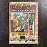 「Hocus Pocus Nonsense Rhymes」Halfdan Rasmussen Ib Spang Olsen (イブ・スパング・オルセン)