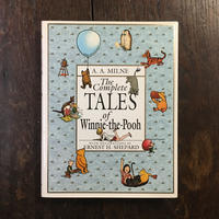 「The Complete TALES of  Winnie−the−Pooh」A. A. Milne(ミルン) E. H. Shepard(シェパード)