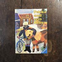 「Pekka und sein Pony」Walter Grieder Gisela Gisin