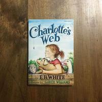 「Charlotte's Web」E.B.WHITE GARTH WILLIAMS(ガース・ウィリアムズ)