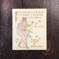 「FLORA'S FEAST」Walter Crane(ウォルター・クレイン)