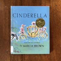 「CINDERELLA」Marcia Brown(マーシャ・ブラウン)