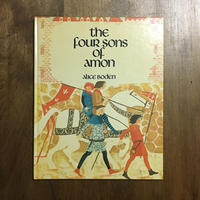 「the four sons of amon」Alice Boden