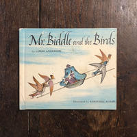 「Mr.Biddle and the Birds」Lonzo Anderson Adrienne Adams(エイドリアン・アダムス)