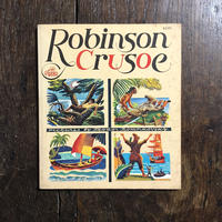 「Robinson Crusoe」Feodor Rojankovsky(フェードル・ロジャンコフスキー)