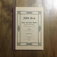 「ABC-BUCH fur kleine und grosse Kinder(ABC絵本 ベルリン・コレクション)」Dresdner Kunstlern