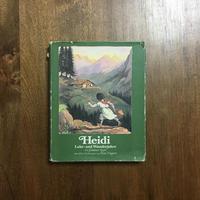 「Heidi(アルプスの少女ハイジ)」Johanna Spyri Tomi Ungerer(トミ・ウンゲラー)