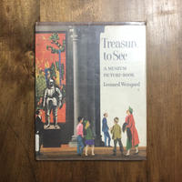 「Treasures to See(A MUSEUM PICTURE-BOOK)」Leonard Weisgard(レオナード・ワイスガード)