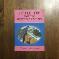 「LITTLE TIM AND THE BRAVE SEA CAPTAIN」Edward Ardizzone(エドワード・アーディゾーニ)