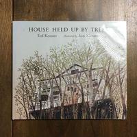 「HOUSE HELD UP BY TREES」Ted Kooser Jon Klassen