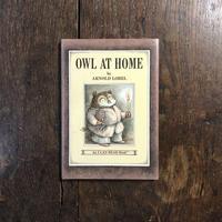 「OWL AT HOME」Arnold Lobel(アーノルド・ローベル)