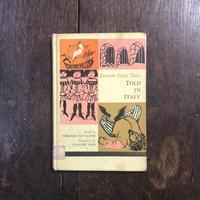 「Favorite Fairy Tales TOLD IN ITALY(1965年初版)」Evaline Ness(イーヴリン・ネス)