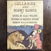 「LULUBIES AND NIGHT SONGS」Maurice Sendak(モーリス・センダック)
