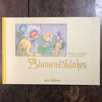 「Blumen Marchen」Ernst Kreidolf(エルンスト・クライドルフ)