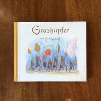 「Grashupfer」Ernst Kreidolf(エルンスト・クライドルフ)