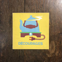 「DECOUPAGES(1948年リトグラフ刷)」Pierre Belves