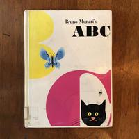 「Bruno Munari's ABC」Bruno Munari(ブルーノ・ムナーリ)