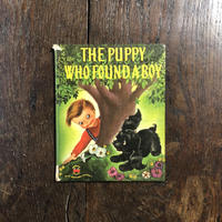「THE PUPPY WHO FOUND A BOY」Gerorge & Irma Wilde