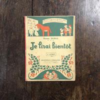 「Je lirai bientot」Hermain Dubus Andre Helle(アンドレ・エレ)
