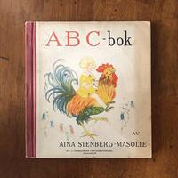 「ABC-bok」Aina Stenberg-Masolle