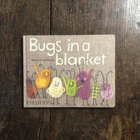 「Bugs in a blanket」Beatrice Alemagna(ベアトリーチェ・アレマーニャ)
