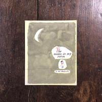 「The moon in my room」Uri Shulevitz(ユリー・シュルヴィッツ)