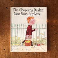 「The Shopping Basket」John Burningham(ジョン・バーニンガム)