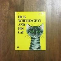 「DICK WHITTINGTON AND HIS CAT」Oscar Weigle Dellwyn  Cunningham