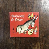 「Les musiciens de Breme」Gerda