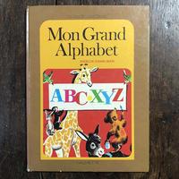 「Mon Grand Alphabet」Romain Simon(ローマン・シモン)