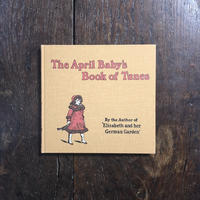 「THE APRIL BABY'S BOOK OF TUNES(4月の子どもの歌 オーピー・コレクション 2)」Kate Greenaway