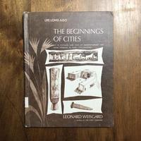 「THE BEGINNINGS OF CITIES」Leonard Weisgard(レナード・ワイスガード)