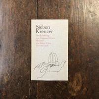 「Sieben Kreuzer」Zsigmond Moricz Adam Wurtz(アダム・ヴュルツ)