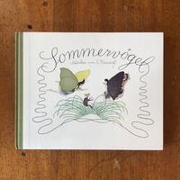 「Sommervogel」Ernst Kreidolf(エルンスト・クライドルフ)
