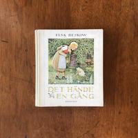 「DET HANDE EN GANG(1944年)」Elsa Beskow(エルサ・ベスコフ)