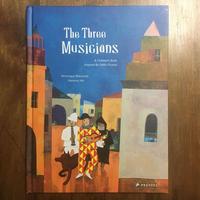 「The Three Musicians Inspired By Pablo Picaso」Veronique Massenot Vanessa Hie