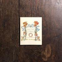 「Language of Flowers」Kate Greenaway(ケイト・グリーナウェイ)