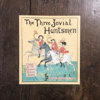 「The Three Jovial Huntsmen(三人の陽気な狩人 オーピー・コレクション)」ランドルフ・コールデコット