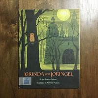 「JORINDA AND JORINGEL(1968年初版)」Adrienne Adams(エイドリアン・アダムス)