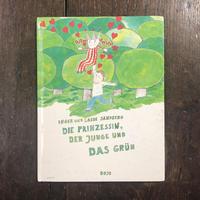 「DIE PRINZESSIN, DER JUNGE UND DAS GRUN」Inger und Lasse Sandberg(インゲル&ラッセ・サンドベリ)