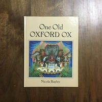 「One Old OXFORD OX」Nicola Bayley