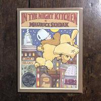 「IN THE NIGHT KITCHEN(1974年2刷)」Maurice Sendak(モーリス・センダック)