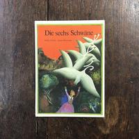 「Die sechs Schwane」Antoni Boratynski(アントニー・ボラチンスキー)