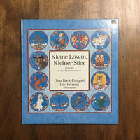 「Kleine Lowin, Kleiner Stier」Lilo Fromm(リロ・フロム)